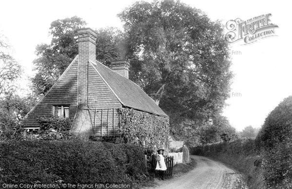Bournemouth, South Godstone, Harts Lane 1908
