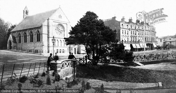 Bournemouth, Southbourne Terrace c.1871
