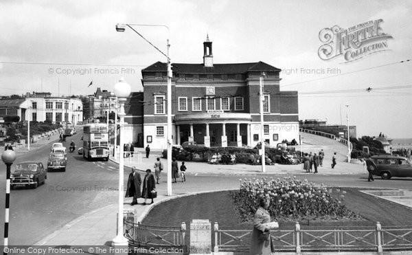 Bournemouth, The Baths c.1955