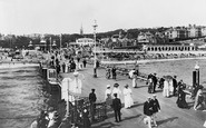Bournemouth, the Pier 1908