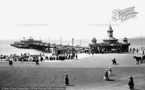 Bournemouth, The Pier 1918