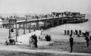 Bournemouth, The Pier c.1890