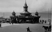 Bournemouth, The Pier Entrance 1918