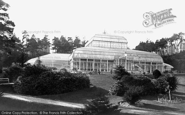Bournemouth, The Winter Gardens c.1875