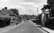 Bourton, Main Road c.1955