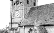 Bourton-on-The-Water, St Lawrence Church c.1950