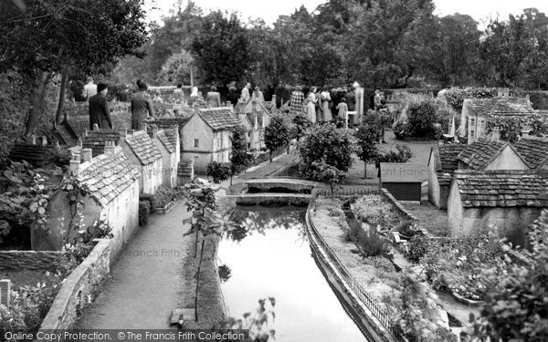 Bourton On The Water, The Model Village c.1950