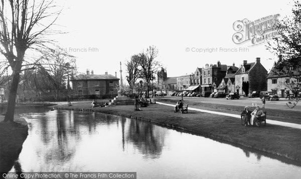 Bourton On The Water, The Village c.1955