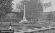 Bourton-on-The-Water, War Memorial 1948