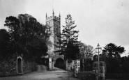 Bovey Tracey, Church 1907