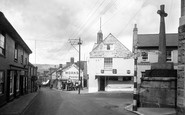 Bovey Tracey, Fore Street 1931