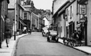 Bovey Tracey, Fore Street c.1955