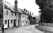 Bovey Tracey, Mary Street c.1955