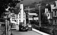 Bovey Tracey, Milk Truck c.1955