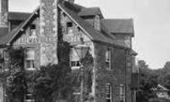 Bovey Tracey, Railway Hotel 1907