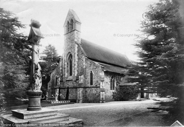 Bovey Tracey, St John's Church 1907