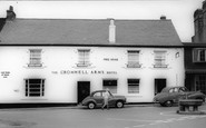 Bovey Tracey, The Cromwell Arms Hotel c.1965