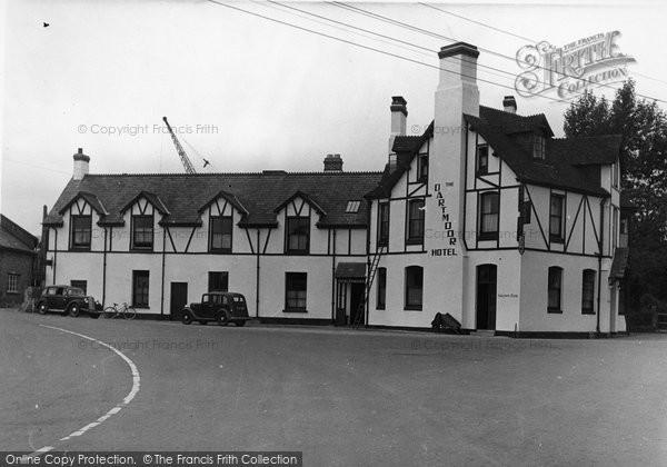 Bovey Tracey, The Dartmoor Hotel c.1950