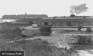 Bovington, View From Tank Training Grounds c.1955