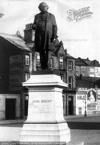 Bowdon, 1892