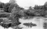 Bowdon, Castle Mill 1907