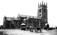 Bowdon, Church Of St Mary The Virgin 1889