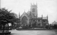 Bowdon, Church Of St Mary The Virgin 1892