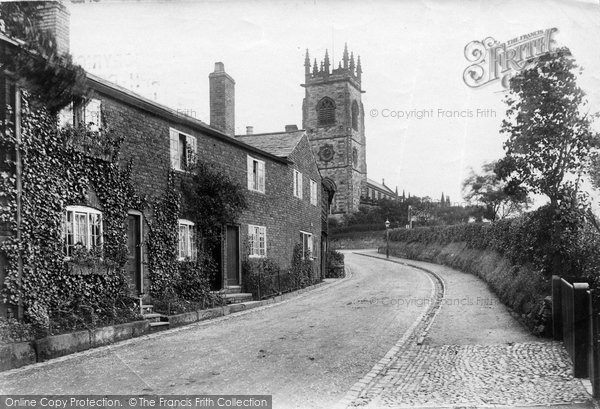 Bowdon, Church Of St Mary The Virgin 1907