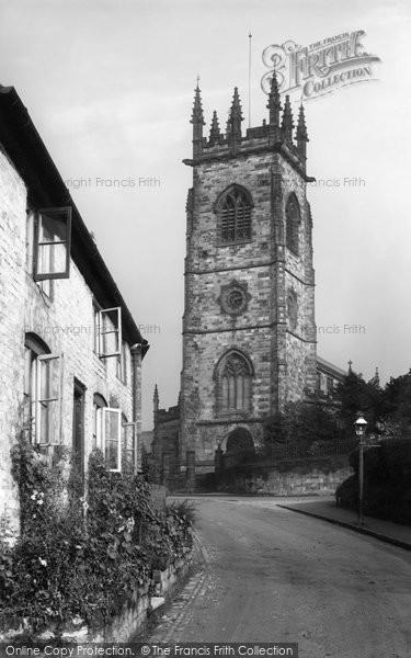 Bowdon, Church Of St Mary The Virgin 1913