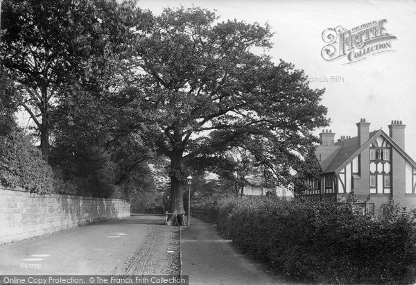 Bowdon, Langham Road 1913