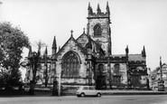 Bowdon, Parish Church c.1960