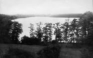 Bowdon, Rostherne Mere Towards Bowdon 1892