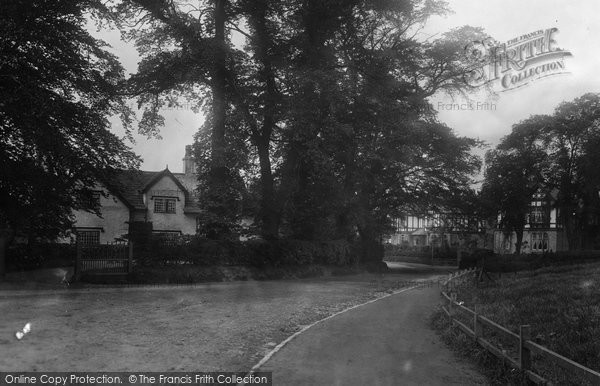 Bowdon, South Down Road 1897