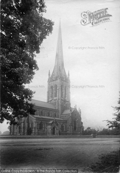Bowdon, St Margaret's Church 1892