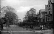 Bowdon, Stamford Road 1913