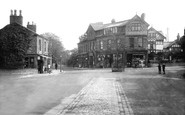 Bowdon, Stamford Road And The Polygon 1913