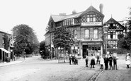 Bowdon, The Polygon, Stamford Road 1907