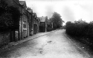 Bowdon, The Village 1892