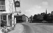 Bowdon, The Village c.1950
