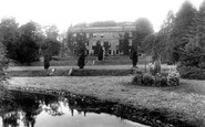 Bowes, Gilmonby Hall 1903