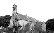 Bowes, St Gile's Church c.1955