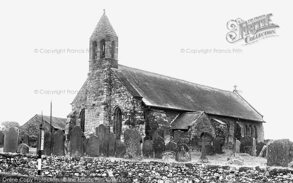 Photo of Bowness-On-Solway, St Michael's Church c1955