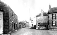 Bowness-On-Solway, Village c.1955