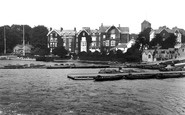 Bowness-On-Windermere, Bay And Old England Hotel 1925
