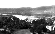 Bowness-On-Windermere, Belle Island 1893