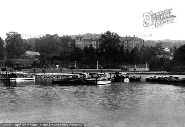 Bowness On Windermere, Belsfield Hotel 1925
