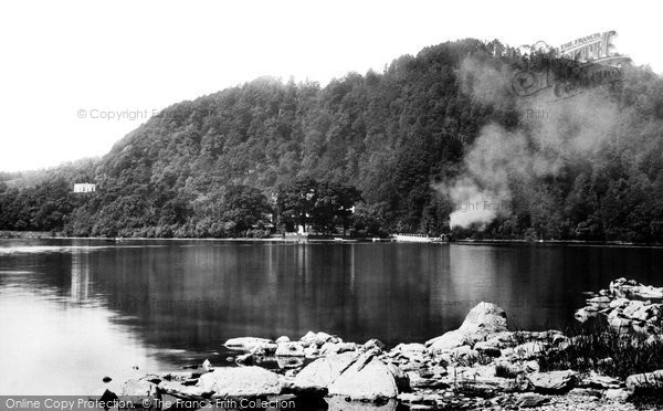 Bowness On Windermere, Ferry 1893