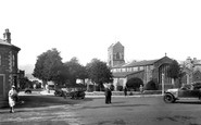 Bowness-On-Windermere, St Martin's Church 1925