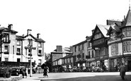 Bowness-On-Windermere, St Martin's Square c.1955