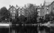 Bowness-on-Windermere, The Old England Hotel 1887